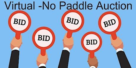 """Soroptimist of Salisbury Virtual """"No Paddle Auction"""" tickets"""