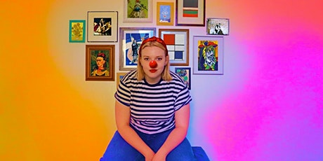 Art Laughs with Verity Babbs: an Art-Themed Comedy Night tickets