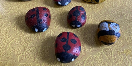 Fort Tryon Kids: Pollinator Painted Stone tickets