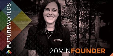20MINFOUNDER - Jade Cohen, Qualis Flow: Net Zero Carbon in Construction tickets