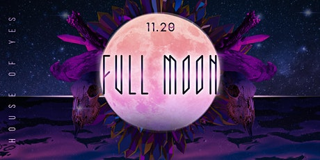 Full Moon Party tickets