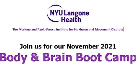 Body & Brain Boot Camp tickets