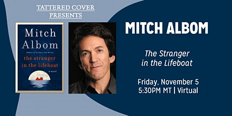 Live Stream with Mitch Albom tickets