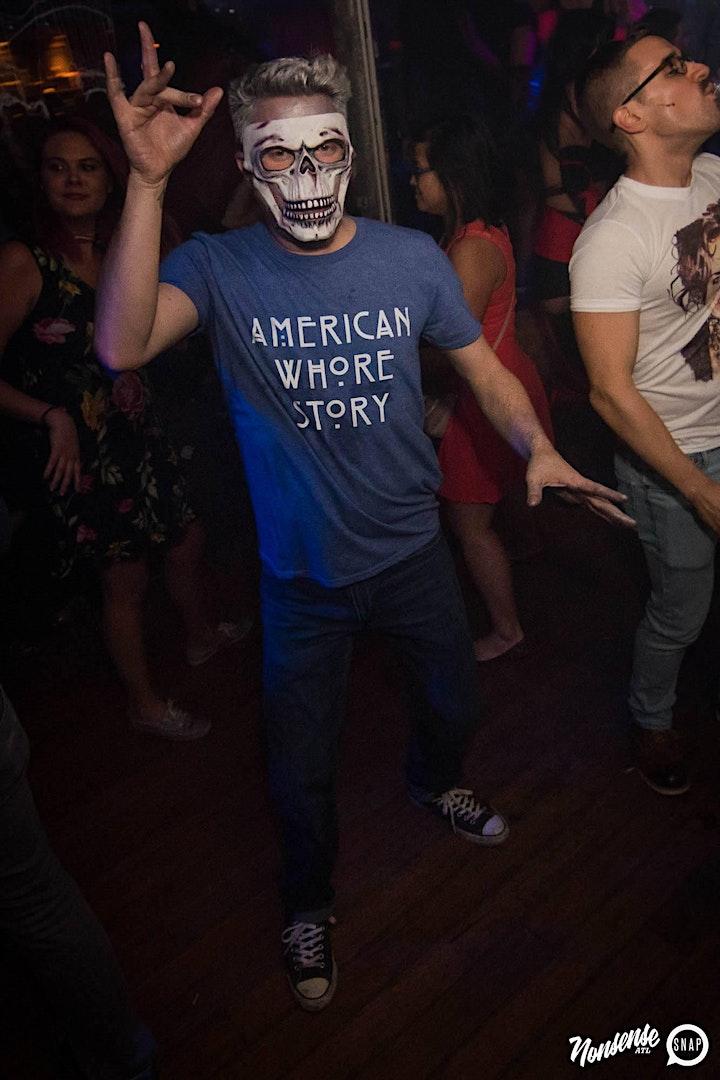 Hot Mess Halloween Dance Pop Party image