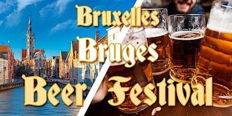 Weekend Bruxelles & Bruges & Festival de la Bière - 5-6 février billets