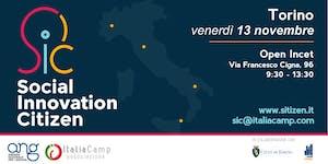 4° tappa Social Innovation Citizen - Riuso degli spazi...
