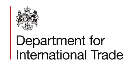 Department for International Trade - Exports and Global Markets tickets