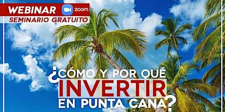 ¡Punta Cana! ¿Cómo y por qué invertir en este paraíso del caribe? entradas