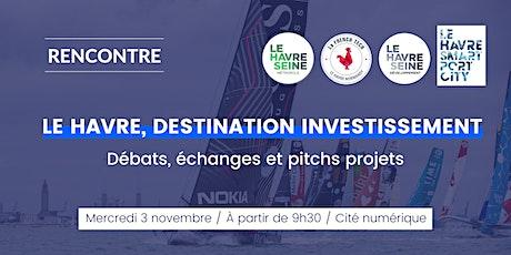 Le Havre, destination investissement billets