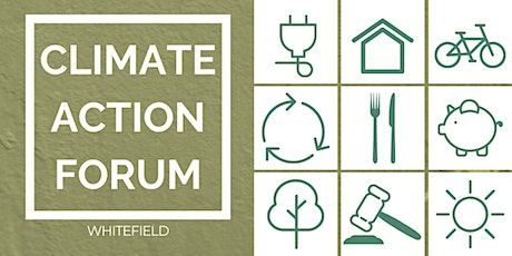Climate Action Forum - Whitefield tickets