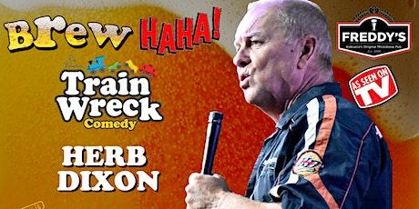 Comedy Brew HAHA! Herb Dixon tickets