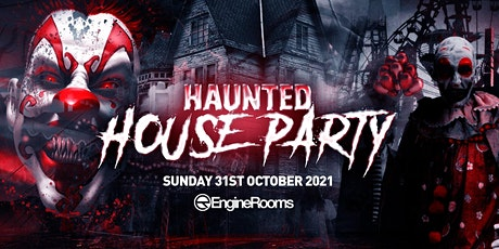The Haunted House Party | Southampton Halloween 2021 tickets