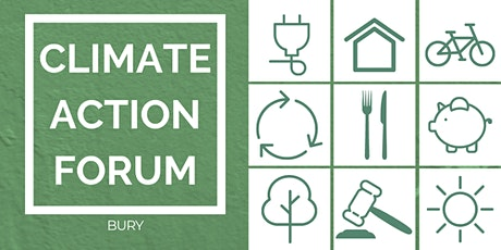 Climate Action Forum - East Bury (Bury) tickets