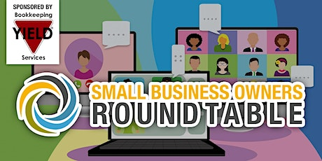 Yield Bookkeeping Small Business Owners Roundtable tickets