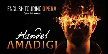 Sun 31 Oct: Amadigi pre show talk (Saffron Hall) tickets