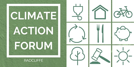 Climate Action Forum - West Bury (Radcliffe) tickets