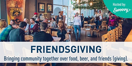 Swoovy FriendsGiving—Nonprofit tabling opportunity tickets