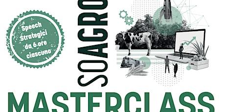 Comunicazione e sostenibilità per l'Agroalimentare biglietti