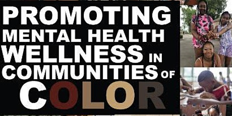 Promoting Mental Health Wellness in Communities of Color - Buffalo tickets