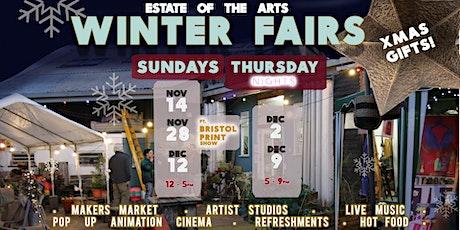 Winter Fairs: Christmas Makers Market & Art Studios tickets