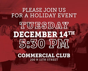 100s of Women Who Care | Holiday Celebration Giving Event tickets