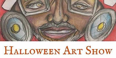 JAM Halloween art show tickets