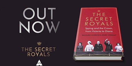 Book Launch of The Secret Royals tickets