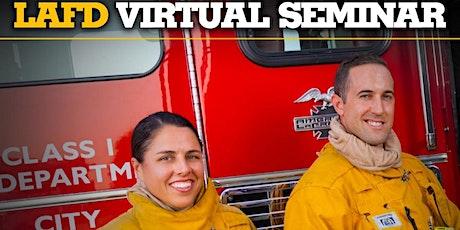 Los Angeles Fire Department Virtual Hiring Seminar tickets