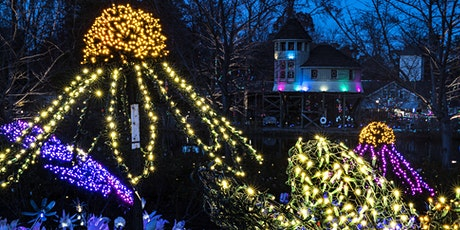 PEAK NIGHTS | Dec. 17-Jan. 2: Dominion Energy GardenFest of Lights tickets