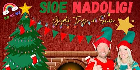 Sioe Nadolig Do Re Mi (Welsh language) billets