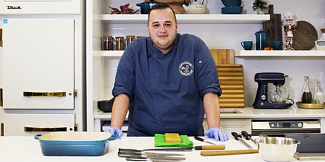 Knife Sharpening 101 with Chef Walid tickets
