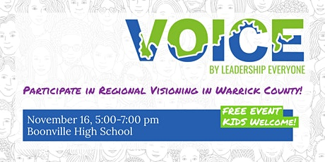 VOICE Session at Boonville High School tickets