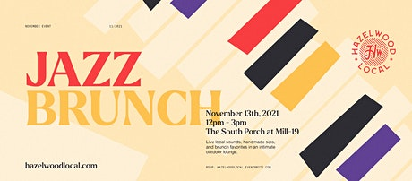 Jazz Brunch at Mill-19 tickets