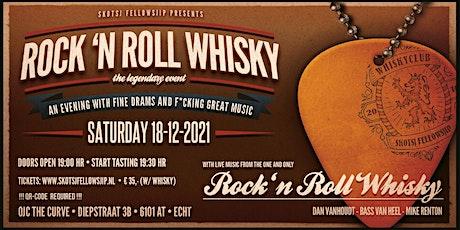 Rock 'n Roll Whisky - powered by Skotsj Fellowsjip tickets