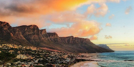 Sunset in the Mother City tickets