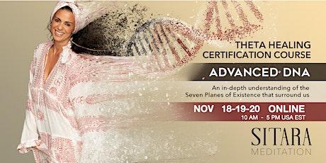 Theta Healing Certification Course  - Advance  DNA tickets