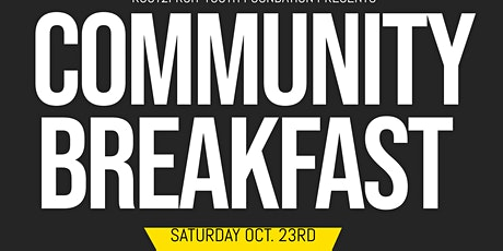 Austin Community Breakfast tickets