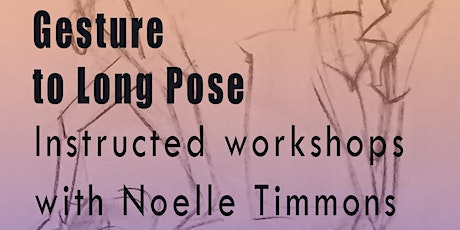 Drawing Workshops: From Gestures to Long Pose, Part 2 tickets