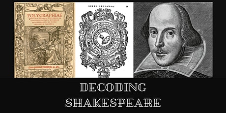Decoding Shakespeare: The Cryptographic Renaissance tickets