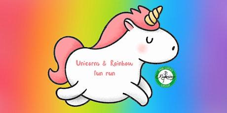 Unicorns & Rainbows Fun Run tickets