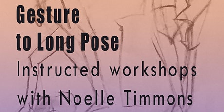Drawing Workshops: From Gestures to Long Pose, Part 3 tickets