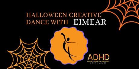 Creative Dance class  for kids/Halloween Break tickets