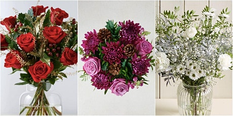 The Perfect Christmas Floral Arrangement with Ruislip Horticultural Society tickets