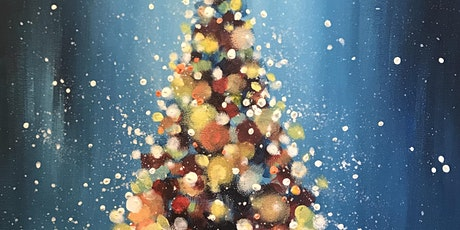 Christmas Sparkle Brush Party – Didcot - 15.12.21 tickets