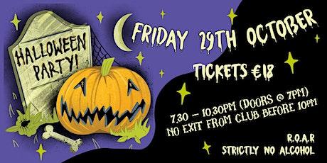 Queens Halloween Disco tickets