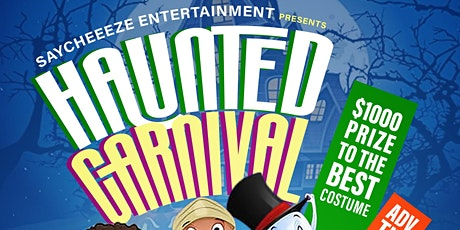 Haunted Carnival Kids Halloween party tickets