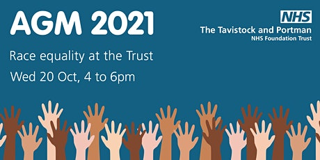 Annual General Meeting 2021: Race Equality tickets