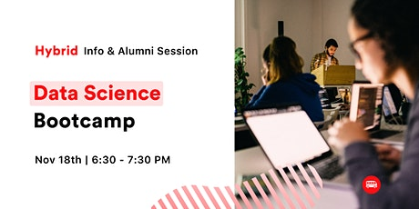 Data Science Bootcamp | Le Wagon LX Info Session tickets