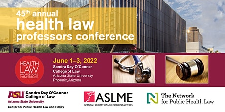 2022 Health Law Professors Conference tickets