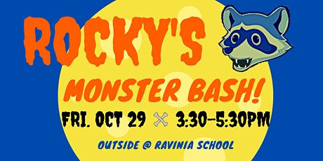 Rocky's Monster Bash tickets